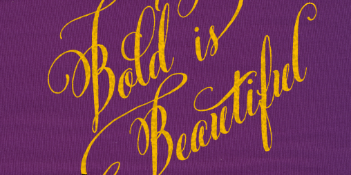bold-is-beautiful