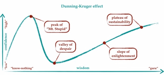 The Dunning-Kruger Effect – The HR Business Partner Story