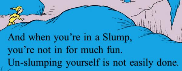 unslumping-is-hard